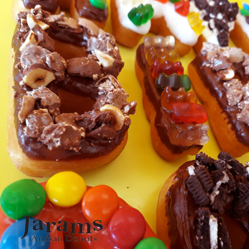 Surprise gift DONUTS