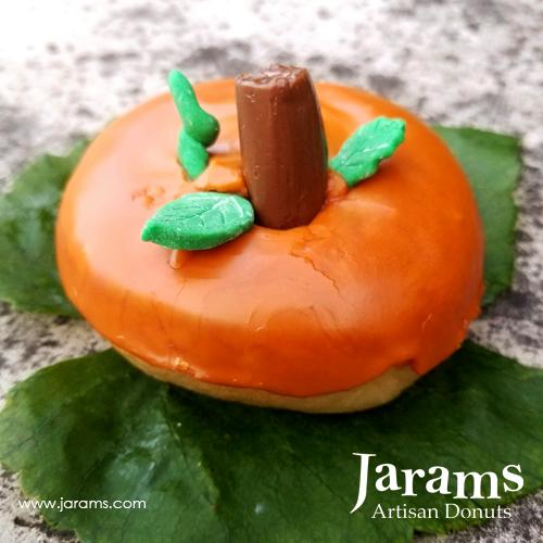 Pumpkin Pie Donut